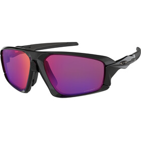 Oakley Field Jacket Sunglasses Polished Black/Prizm Road